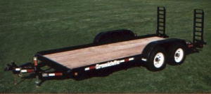 Automobile Trailer, Cronkhite 2200