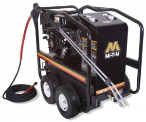 Mi-T-M Hot Water Pressure Washer 3500