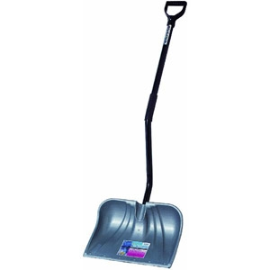 Rugg Manufacturing Backsaver Snow Shovel