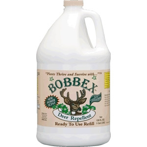 Bobbex Deer Repellent Gallon RTU Refill