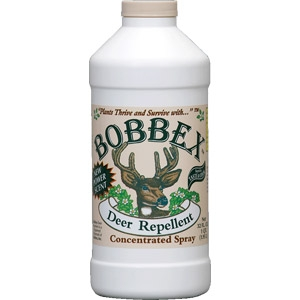Bobbex Deer Repellent Quart Concentrated Spray