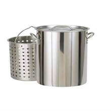 40qt Steamer Pot