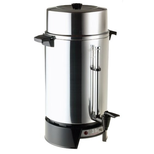 West Bend, 40-100 Cup Coffee Percolator
