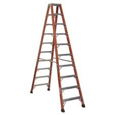 Aluminum Step Ladder 14'
