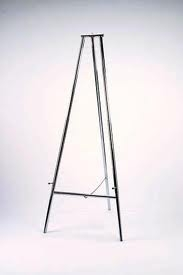 Chrome Easel