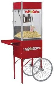 Gold Medal Super 88 Popcorn Machine