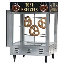 Pretzel Warmer with Oven