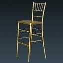 Tall Gold Chiavari Chair
