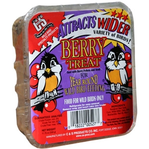 C & S Berry Treat Suet