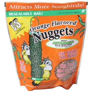 C & S Orange Flavored Nuggets
