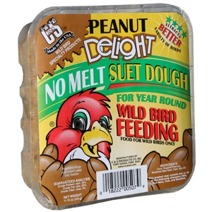 C & S Peanut Delight No Melt Suet Dough