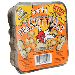 C & S Peanut Treat Suet