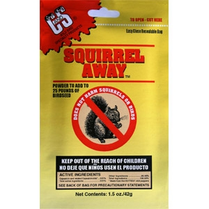 C & S Squirrel Away
