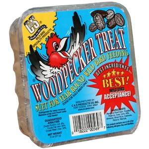 C & S Woodpecker Treat Suet