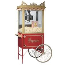 Popcorn Machine, Antique