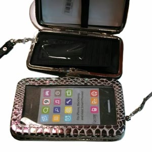The Spy Cell Phone Case/Wallet
