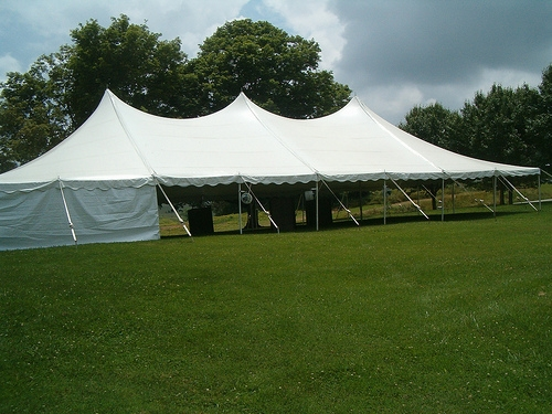 Tents with Sides