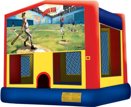 Module Bounce House, Baseball