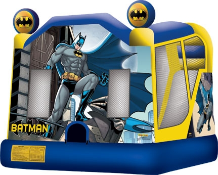 Amusement - Inflatable Batman 4-in-1 Combo