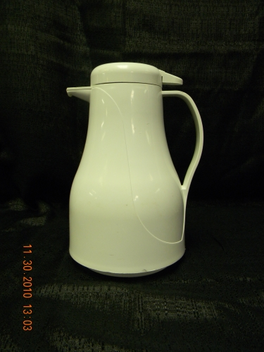 White Thermal Pitcher