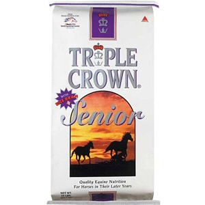 Triple Crown Senior Horse Feed Formula