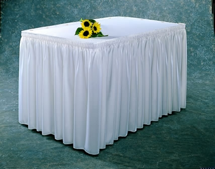 21' Table Skirt
