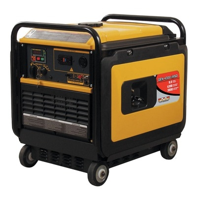 Mi-T-M 3200 Watt Portable Electric Inverter Generator