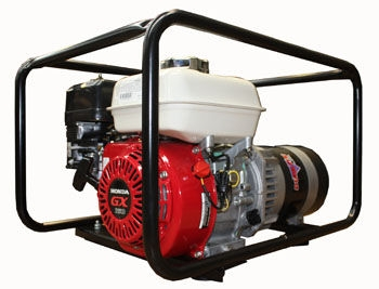 2000 Watt, Honda powered generator