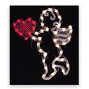 Impact Innovation Valentine Lighted Cupid