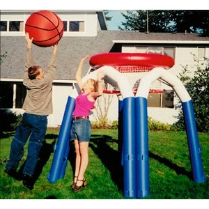 Monster Basketball Inflatable