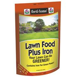 Fertilome Lawn Food Plus Iron
