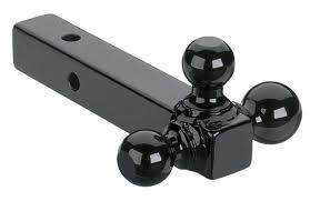 Ball Mount and Trailer Ball