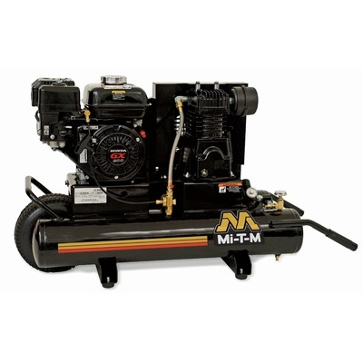 <p>8-Gallon Duel Stage Air Compressor</p>
