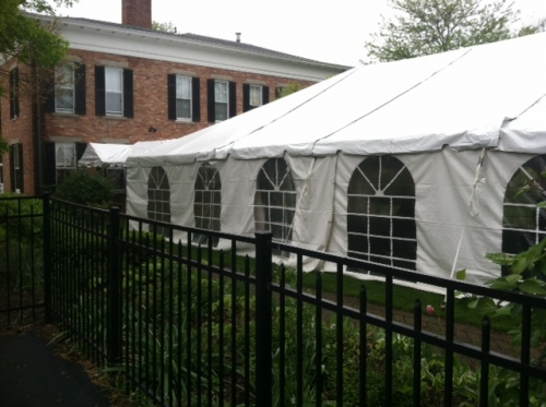 30' Window Tent Sides