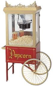 Popcorn Maker/Wagon