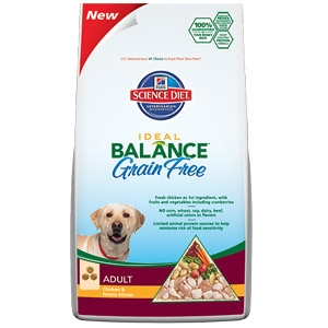 Science Diet® Ideal Balance™ Grain Free Adult Chicken & Potato Dinner
