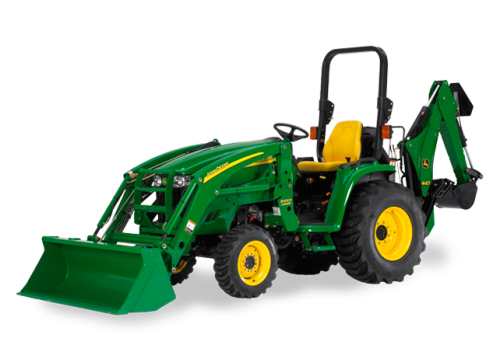 JOHN DEERE 3520 TRACTOR (PTO ATTACHMENTS)