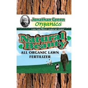 Jonathan Green Natural Beauty Organic Lawn Fertilizer 10-0-1
