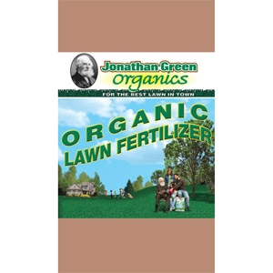 Jonathan Green Organic Lawn Fertilizer 8-3-1