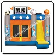 All Star 5N1 Bounce House