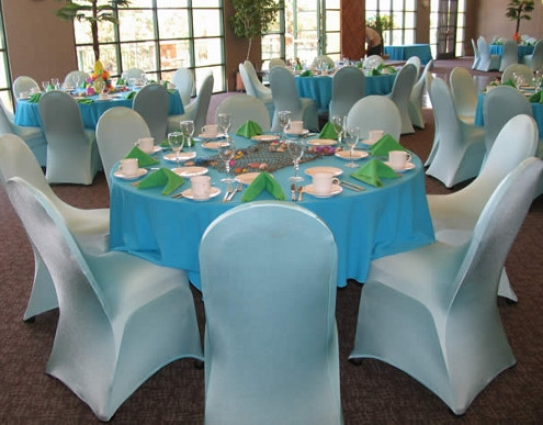 Spandex Chair Covers Rental Pri Productions Inc