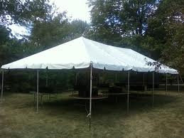 FRAME TENT 30X50