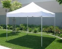 TENT / CANOPY SELF INSTALLED 10X10 POP UP