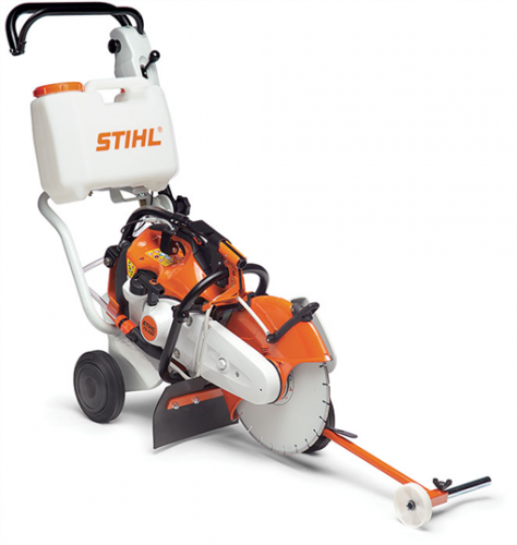 TS 700 STIHL Cutquik with Cart
