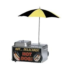 HOT DOG  MINI CART