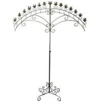 CANDLEABRA 15 LIGHT SILVER