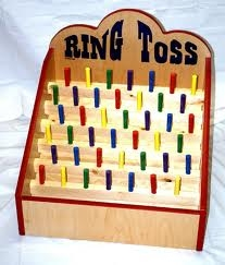 GAME, RING TOSS
