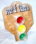 GAME, STOP & THROW