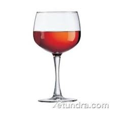 GLASS, WINE 12OZ