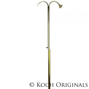 Candle Lighter-Snuffer , Nickel